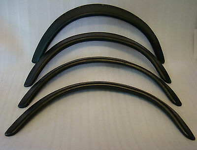 Universal fender flares wide arches JDM rocket bunny style wheel extension s13