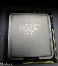 INTEL XEON QUAD CORE PROCESSOR E5640 2.66GHZ 12MB  5.86GT/S SLBVC CPU Processor