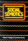 Social Semiotics by Robert Hodge, Gunther Kress (Paperback, 1988)
