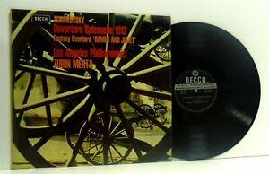 MEHTA-tchaikovsky-1812-overture-romeo-and-juliet-LP-EX-VG-SXL-6448-WB-vinyl
