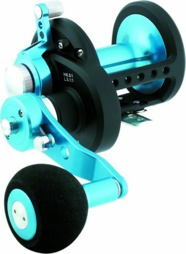 New Daiwa Saltist Conventional Reel, RH, 6BB, 3.1 1 STTLD30-2SPD