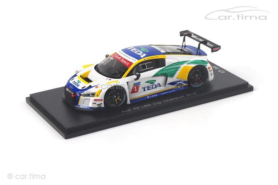 Audi r8 LMS Cup-LMS Cup Champion 2016-Alex YOONG - 1 of 300-SPARK - 1 43 -