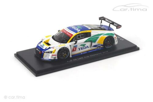 1:43 1 of 300-Spark Audi r8 LMS Cup-LMS Cup Champion 2016-alex yoong