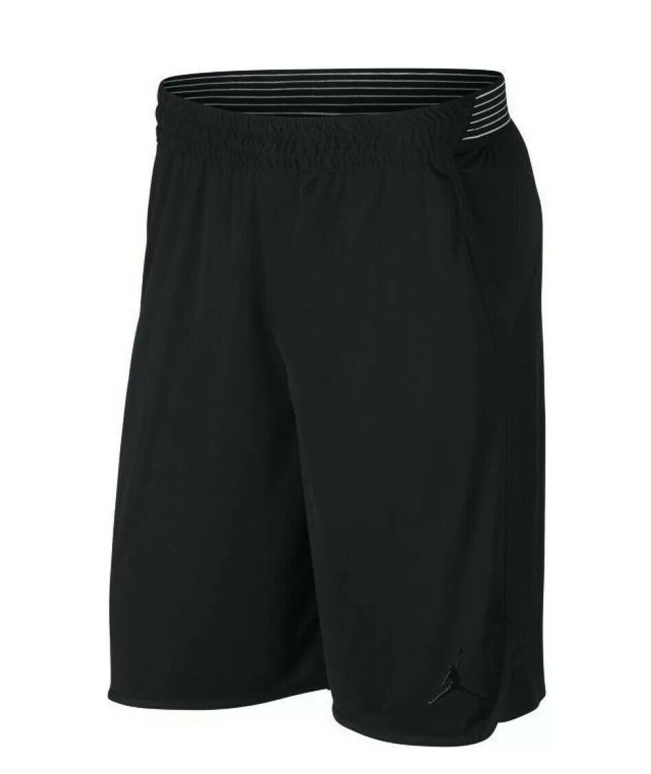 Nike Air Jordan Ultimate Flight Shorts (Black) - Medium - New - 924685 010