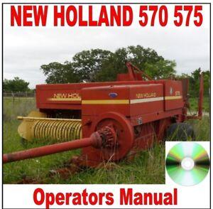 new holland 575 manual ebook