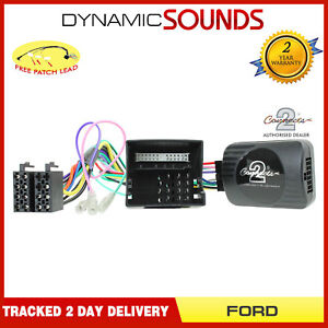 Ctsfo003.2 Volant Adaptateur Contrôle Pour Ford S-max 2006-2014 Artisanat D'Art