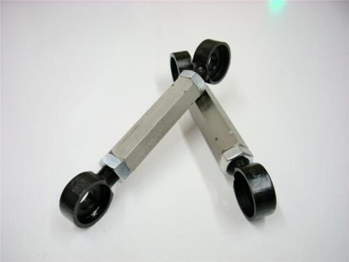 XVS1300A Lowering Link Links Kit 2007 2008 2009 2010 New Adjustable 4 INCH Drop