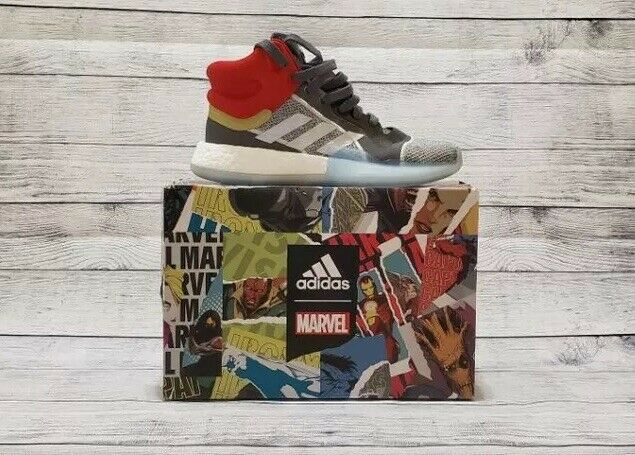 adidas Marquee Boost x Marvel Heroes