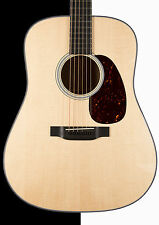 Martin Custom Shop D-18 Dreadnought Acoustic, Sycamore Back and Sides, Spruce