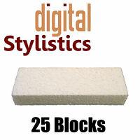 Foam Block Insert (25) Nes Nintendo (styrofoam Blocks, Inserts) Nes Cib Boxes