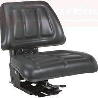 Tractor Seat T222bl For Ford White Oliver Mm Yanmar Allis Ih Hesston John Deere