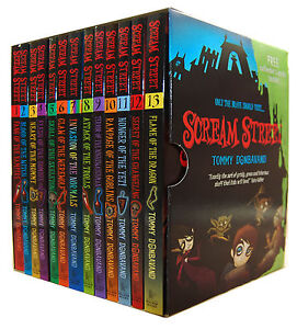 Scream-Street-Tommy-Donbavand-13-Books-Collection-Boxed-Pack-Set-RRP-68-14-New