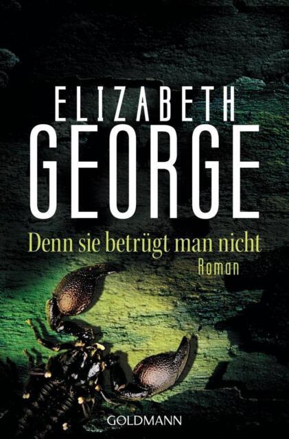873-  Denn sie betrügt man nicht von Elisabeth George - ISBN 3442444020