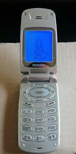 Huawei-ET5668-Rare-Vintage-Mobil-Phone-CDMA-Working-Slightly-used-Locked