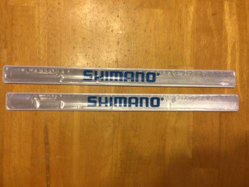 Bike Bicycle X2 Shimano Reflective Arm Leg Safety Bands