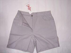 nouveau sommet fournir beaucoup de nouvelles photos Détails sur Short Bermuda femme Epicéa neuf 97 % coton taille 42 ou 44 ou  48 coloris gris