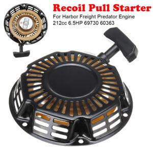 Recoil Pull Starter For Harbor Freight Predator Engine 212cc 6.5HP 69730 60363