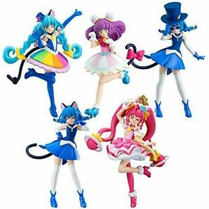 Star-Twinkle-Pretty-Cure-Cutie-Figure-3-Special-Set-F-S-w-Tracking-Japan-New