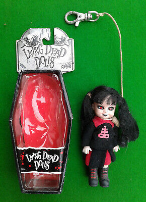 Kitty-living Dead Dolls Serie 2-boxed-mezco.-mostra Il Titolo Originale