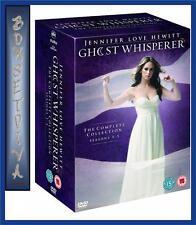 GHOST WHISPERER: COMPLETE SERIES 1 2 3 4 & 5 *BRAND NEW DVD BOXSET*