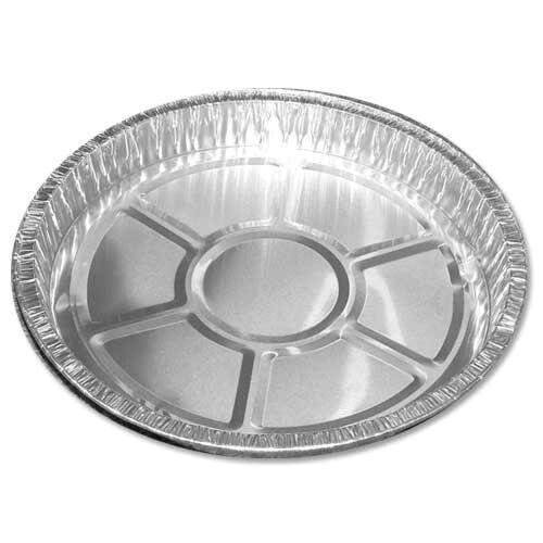 1000 X Pellicola PIATTI 6  Bistecca Torta Flan ROUND quiche 25mm Profondo 145mm diametro di base