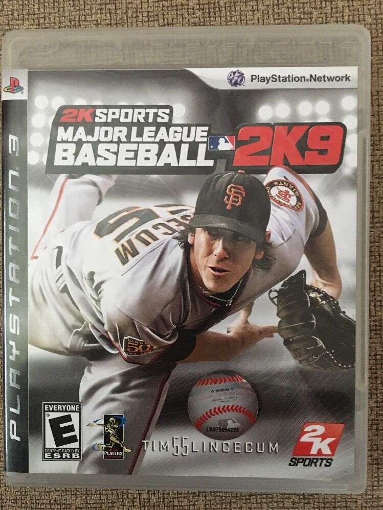 2K Sports Major League Baseball 2K9 for PlayStation 3 TESTED
