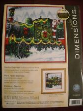 "DIMENSIONS /""About Girls Birth Record/"" COUNTED CROSS STITCH KIT #70-73991  NEW"