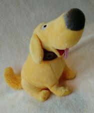 Disney Pixar's UP stuffed plush bean bag bottom Dug Doug dog