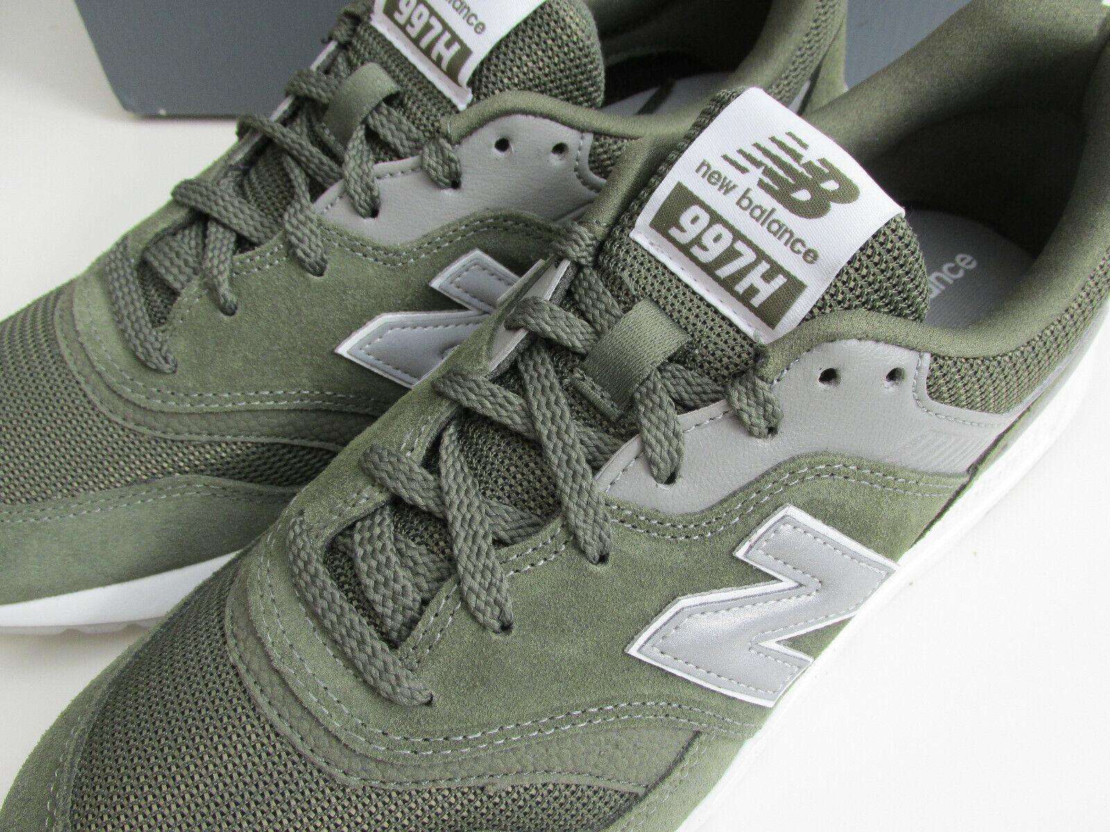 bfe333e680 Nuevo Y En Caja New Balance Cg UK 8.5 Ante verde parte superior de malla  997 997hcg Caqui 997h nqkgfh5318-zapatos nuevos