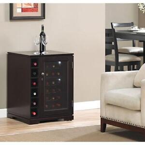 Image Is Loading Tresanti Cabernet Wine Cabinet 18 Bottle Wine Cooler