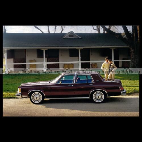#pha.003930 Photo LINCOLN VERSAILLES 1980 Car Auto
