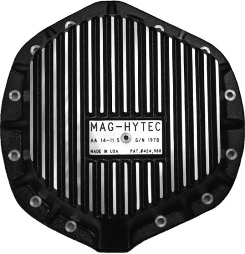 """Mag-Hytec AAM 11.5/"""" Rear Differential Cover CHEVY GMC 2500HD 3500HD 2001-2019"""