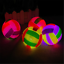 Bouncing-LED-Volleyball-Flashing-Light-Up-Color-Changing-Hedgehog-Ball-Dog-Toy thumbnail 1