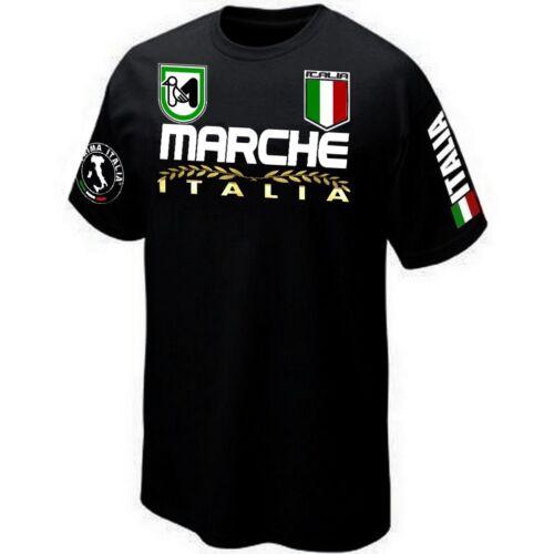 T-Shirt REGIONE MARCHE ITALIA ITALIE Maillot