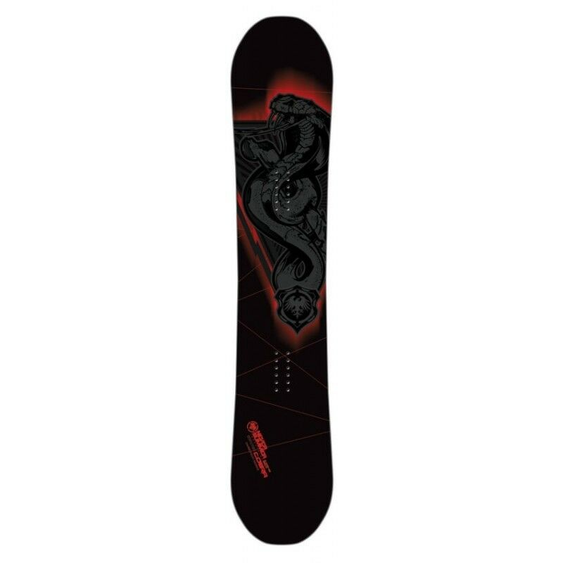 NEVER SUMMER Cobra 161 Snowboard Handmade in USA All Mountain Allround Board