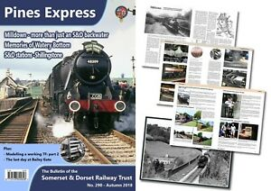 Somerset-and-Dorset-Railway-Trust-S-amp-D-Pines-Express-290-Autumn-2018