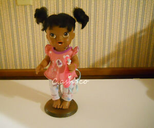 Baby Alive My Baby All Gone Doll African American Spin