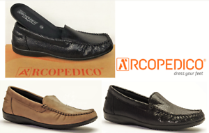 99e1b73eb9 Arcopedico Shoes Portugal Alice comfort slip on Lytech moccasin flats ...