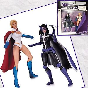 dc comics new 52 power girl huntress af 2 pack dc comics