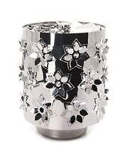 STYLYS 3D Flower Design Kaleidoscope Carousel Spinning Tealight Holder