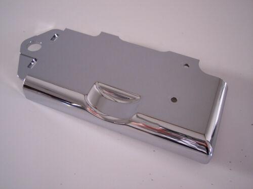 Batteriedeckel chrom LS650 orig Suzuki Deckel Kappe Abdeckung Batterie oben Neu