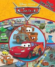 First Look and Find Cars Fast Friends by Publications International Ltd. Staff (2008, Board Book)