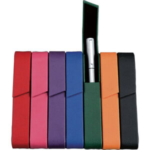 Alassio-Stifteetui-Schreibgeraete-Stift-Etui-Box-Tasche-Federtasche-rosa-2657