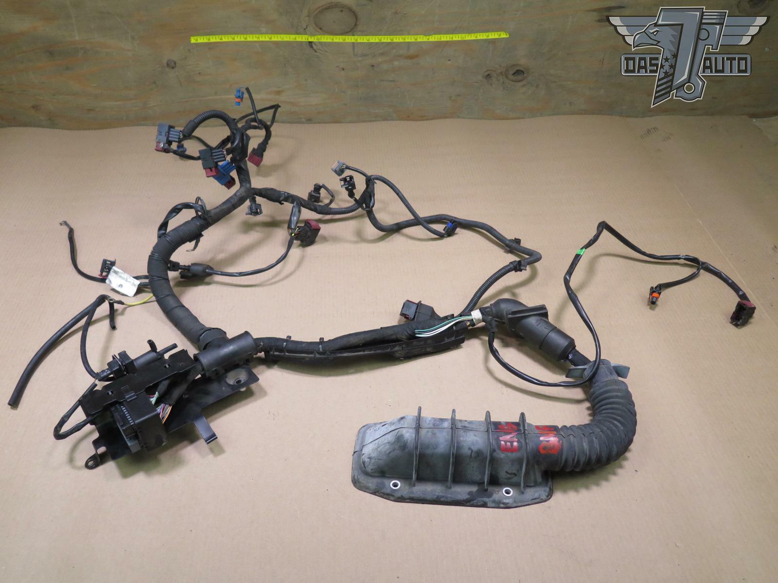 2009 saab 9-5 95 2.3l b235r engine wire wiring harness 12765992 oem   ebay  ebay