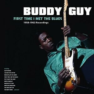 Buddy-Guy-First-Time-I-Met-The-Blues-1958-1963-Recordings-New-Vinyl-LP-Spai