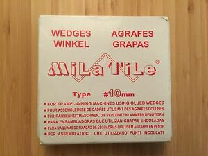 Picture-Framing-Mila-Tile-V-Nails-10MM-Each-Box-Has-22-Rows-of-Staples