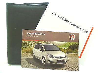 2004 To 2010 NEW VAUXHALL TIGRA B SERVICE BOOK HANDBOOK /& WALLET PACK