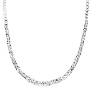 1-3-ct-Diamond-Tennis-Necklace-in-Sterling-Silver