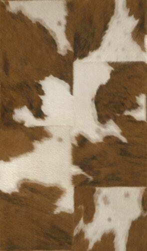 3,06 Vliestapete braun weiß Kuhfell Optik Struktur Rasch African Queen 2 473902