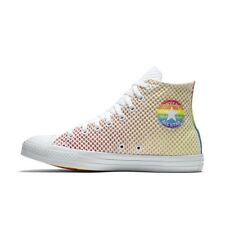 2cabade43733 Converse Chuck Taylor All Star High Gay Pride Pack LGBT Mens Size 10  158404c New
